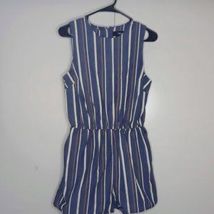 Mossimo Womens Sleeveless Romper Jumper Outfit